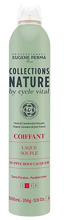 EUGENE PERMA COLLECTIONS NATURE BY CYCLE LACA SOUPLE 500ML