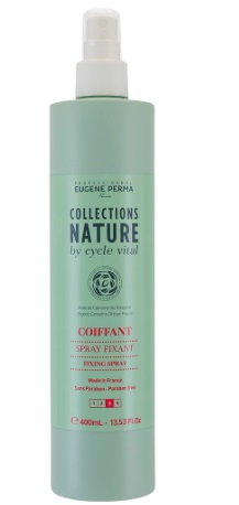 EUGENE PERMA COLLECTIONS NATURE BY CYCLE SPRAY FIJADOR 400ML
