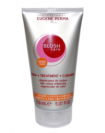EUGENE PERMA BLUSH CARE MASCARILLA REVITALIZANTE CAOBA 150 ML