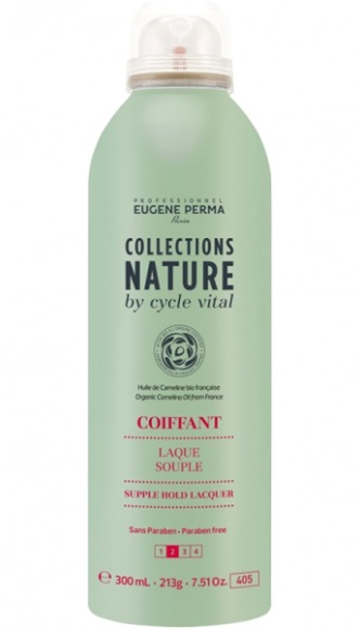 EUGENE PERMA COLLECTIONS NATURE BY CYCLE LACA FUERTE 300ML