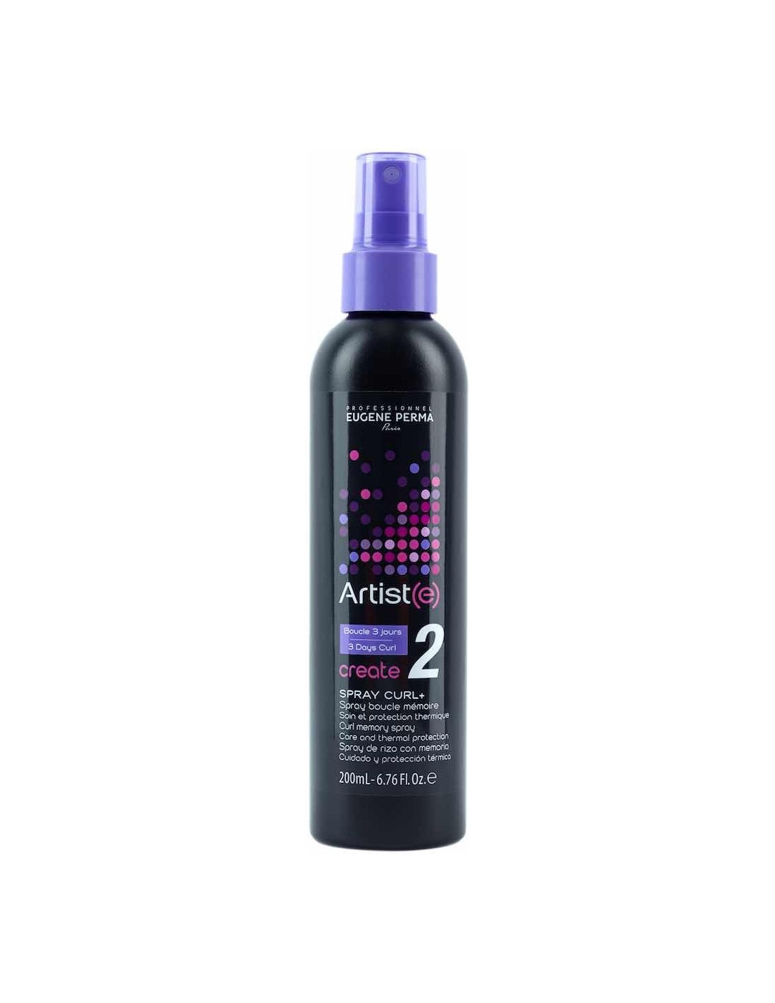EUGENE PERMA ARTISTE SPRAY CURL 200ML