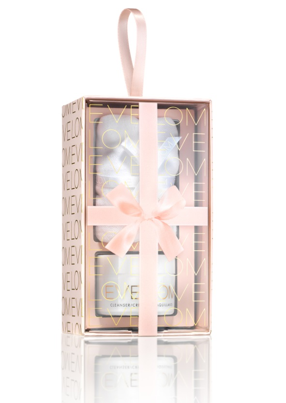 EVE LOM ICONIC CLEANSER ORNAMENT SET REGALO