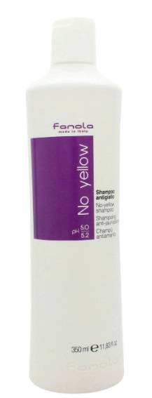 FANOLA NO YELLOW CHAMPU 350ML