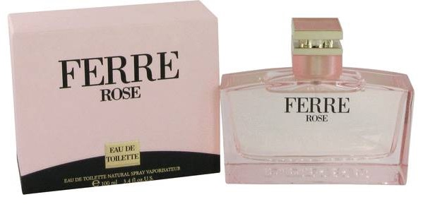 GIANFRANCO FERRE, FERRE ROSE EDT 100 ML