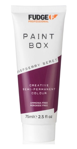 FUDGE PAINTBOX RASPBERRY BERET 75ML