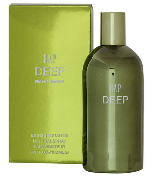 GAP DEEP MAN EDT 100 ML VP.