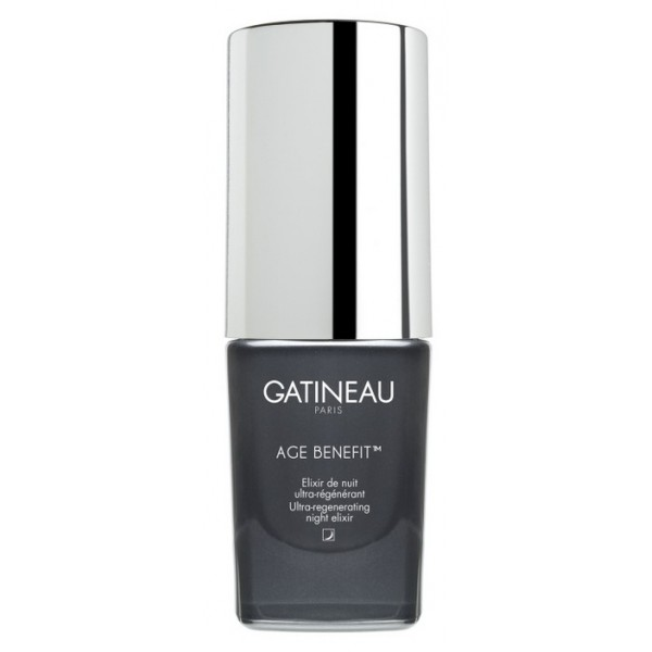 GATINEAU AGE BENEFIT ULTRA REGENERATING NIGHT ELIXIR 15 ML