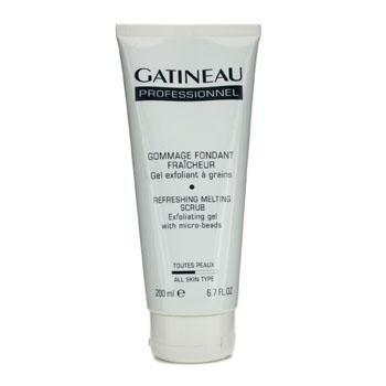 GATINEAU REFRESHING MELTING SCRUB 200 ML EXFOLIANTE FACIAL FORMATO INSTITUTO BELLEZA
