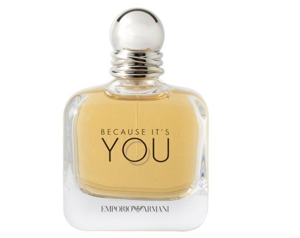 EMPORIO ARMANI BECAUSE IT\'S YOU FOR HER EDP 50 ML VAPO