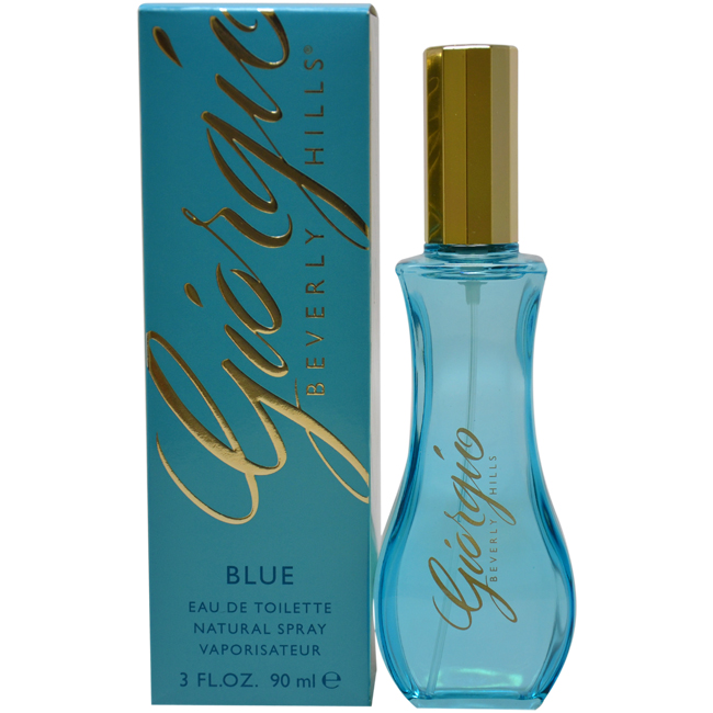 GIORGIO BEVERLY HILLS BLUE EDT 90 ML