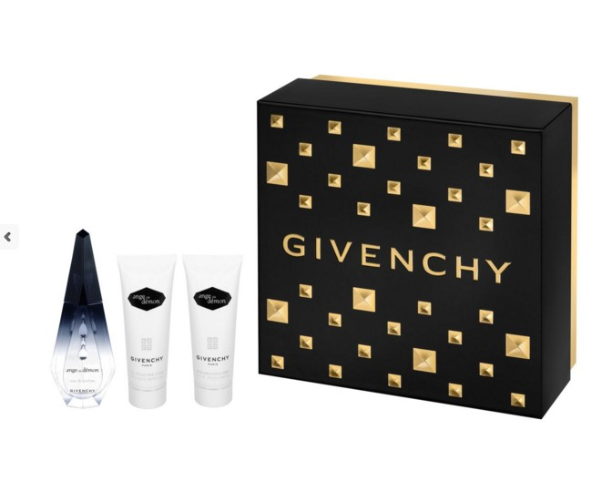 GIVENCHY ANGE OU DEMON EDP 50 ML + B/L 75 ML + GEL 75 ML SET REGALO