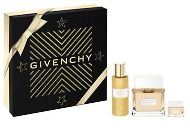 GIVENCHY DAHLIA DIVIN EDP 75 ML + MINI 5 ML + B/L 100 ML SET REGALO