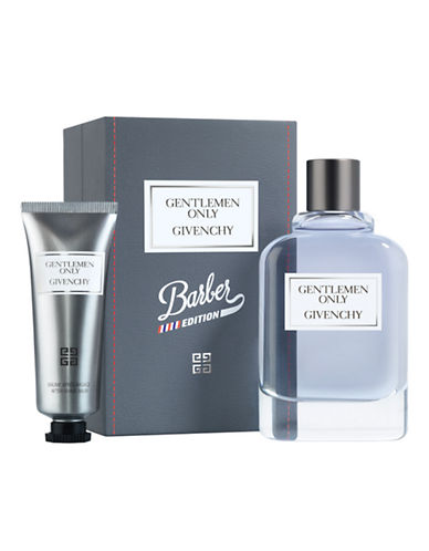 GIVENCHY GENTLEMEN ONLY EDT 100 ML + A/S BALM 30 ML BARBER EDITION SET