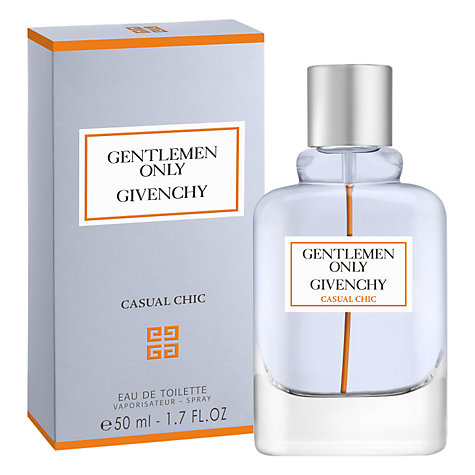 GIVENCHY GENTLEMEN ONLY CASUAL CHIC EDT 50 ML VAPO