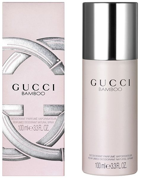 GUCCI BAMBOO NATURAL DEO SPRAY 100 ML