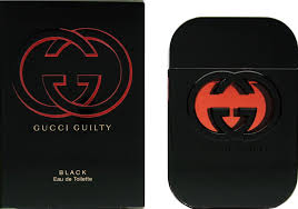GUCCI GUILTY BLACK WOMAN EDT 75 ML