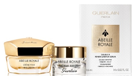 GUERLAIN ABEILLE ROYALE EYE 15 ML + 2 PIEZAS SET REGALO