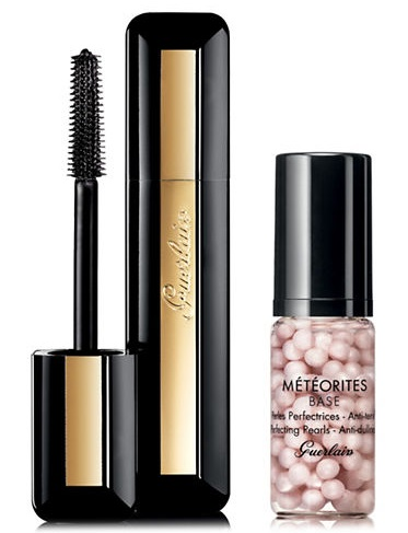 GUERLAIN CILS D´ENFER MASCARA BLACK 8.5 ML + METEORITES BASE 5 ML SET REGALO
