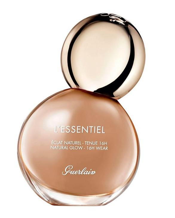 GUERLAIN L\'ESSENTIEL MAQUILLAJE LUMINOSIDAD NATURAL 45N AMBRE 30ML