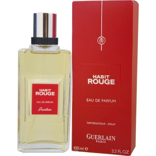 GUERLAIN HABIT ROUGE EDP 100 ML ULTIMAS UNIDADES!