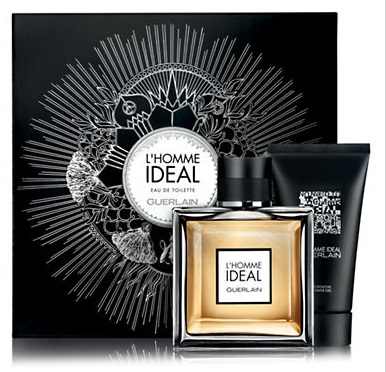 GUERLAIN L\'HOMME IDEAL EDT 100ML + SHOWER GEL 75 ML SET REGALO