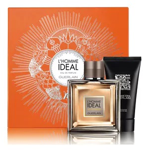 GUERLAIN L\'HOMME IDEAL EDP 100ML + SHOWER GEL 75 ML SET REGALO