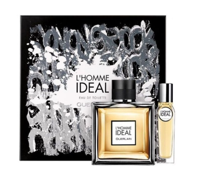 GUERLAIN L\'HOMME IDEAL EDT 100ML + EDT 15 ML TRAVEL SET