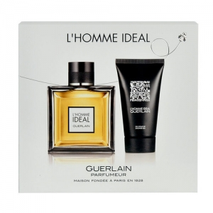 GUERLAIN L'HOMME IDÉAL EDT 100ML + SHOWER GEL 75ML TRAVEL SET