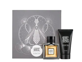 GUERLAIN L´HOMME IDÉAL EDT 50 ML + GEL DUCHA 75 ML SET REGALO