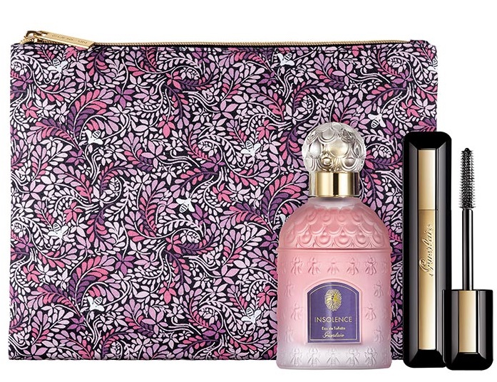GUERLAIN INSOLENCE EDT 50 ML + MASCARA + NECESER SET