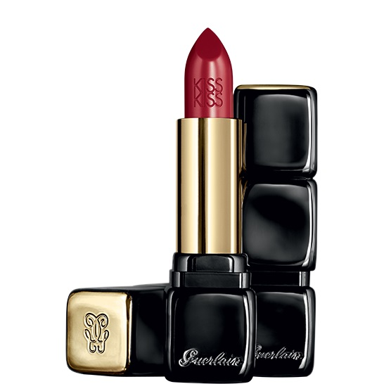 GUERLAIN KISSKISS 321 RED PASSION 3.5 GR