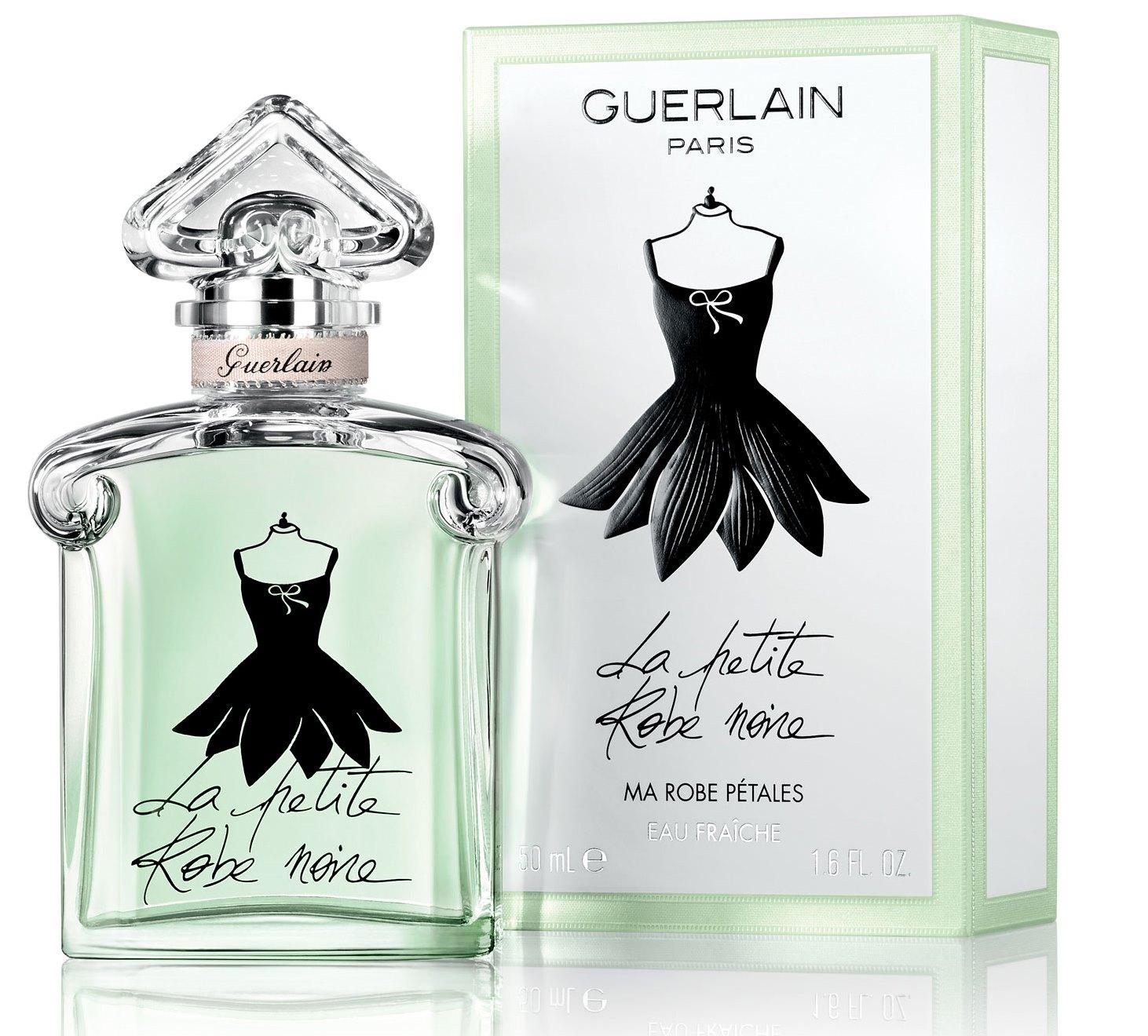 Guerlain la petite robe noire eau fraiche 50 ml vapo - Guerlain petite robe noire ...