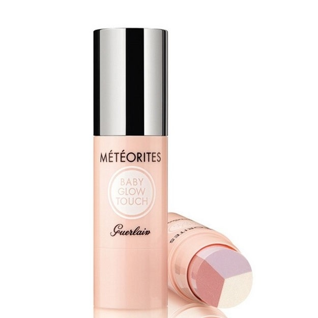 GUERLAIN METEORITES BABY GLOW TOUCH ILUMINADOR CC ROSY GLOW