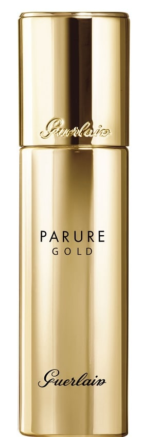 GUERLAIN PARURE GOLD FOND DE TEINT LUMIERE D\'OR IP30 02 LIGHT BEIGE