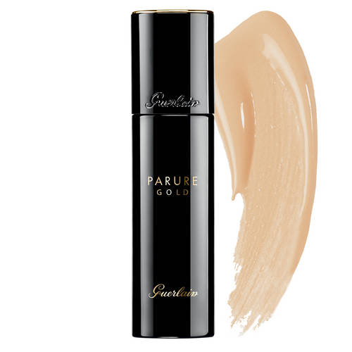 guerlain parure gold fond de teint fluide spf15 03 beige naturel 30 ml. Black Bedroom Furniture Sets. Home Design Ideas