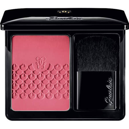 GUERLAIN ROSE AUX JOUES TENDER BLUSH 06 PINK ME UP 6.5GR.