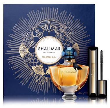 GUERLAIN SHALIMAR EDP 50 ML VAPO + MASCARA PESTAÑAS SET REGALO