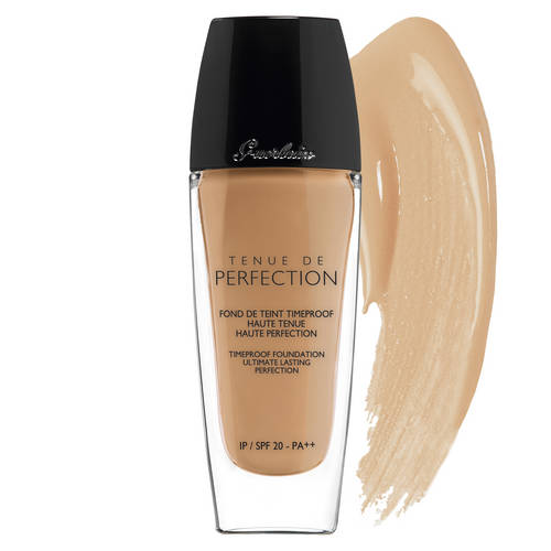 GUERLAIN TENUE PERF. TIMEPROOF FOUND. SPF 20 23 DORE NATUREL 30 ML