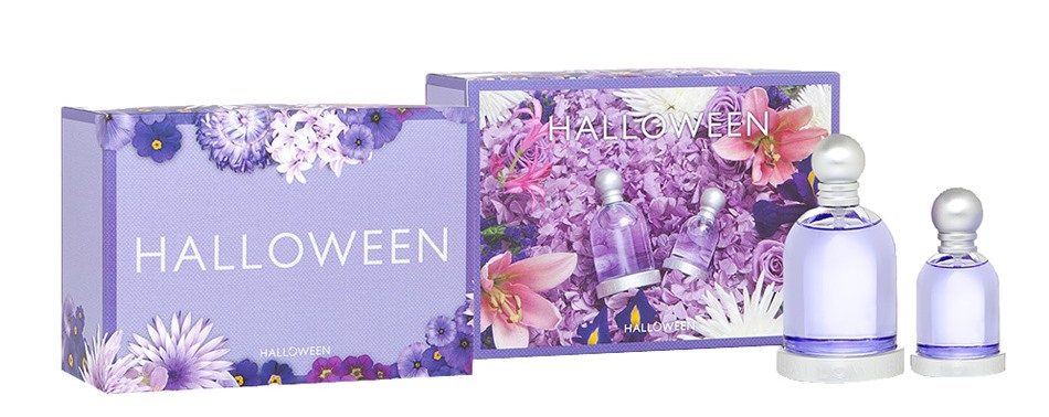 JESUS DEL POZO HALLOWEEN EDT 100 ML + EDT 30 ML SET REGALO
