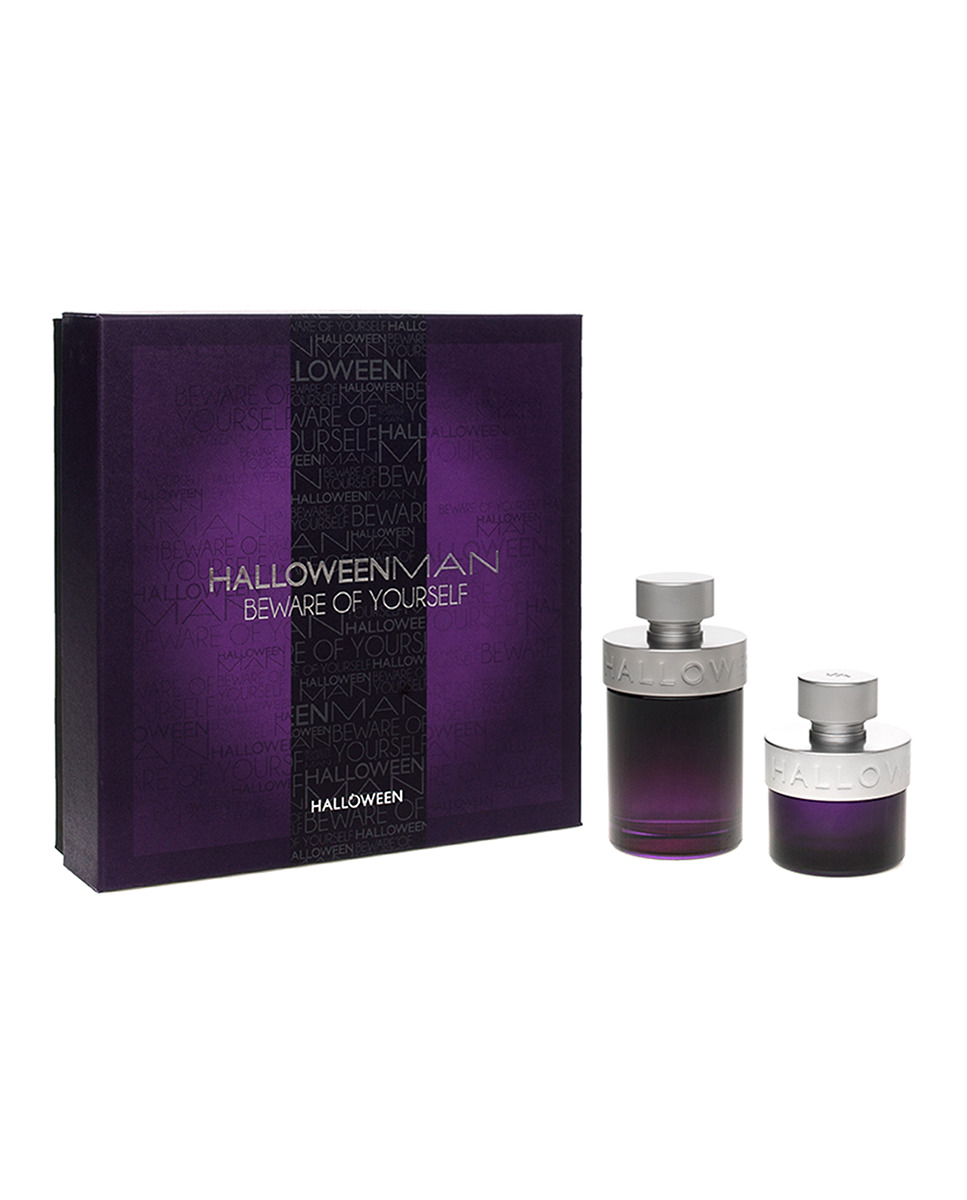 HALLOWEEN MAN EDT 100 ML + EDT 50 ML SET REGALO