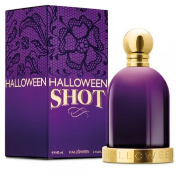 HALLOWEEN SHOT WOMAN EDT 100 ML