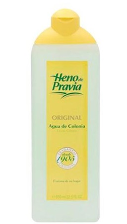 HENO DE PRAVIA ORIGINAL AGUA DE COLONIA 780 ML