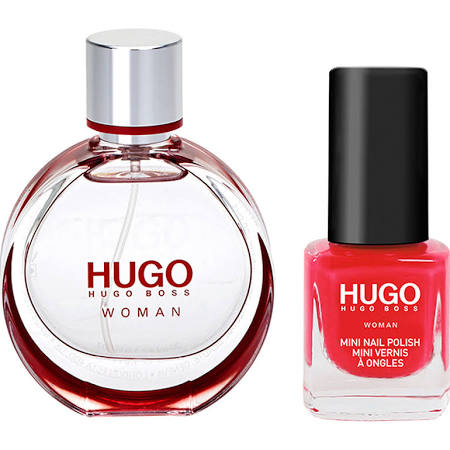 HUGO BOSS HUGO EDP 30 ML + ESMALTE UÑAS 4.5 ML SET