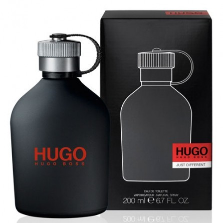 HUGO BOSS HUGO JUST DIFFERENT EDT 200 ML