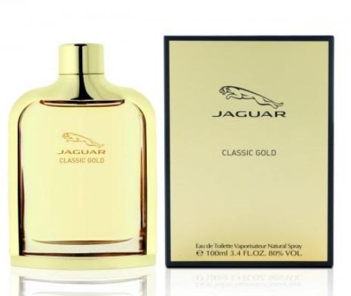 JAGUAR GOLD EDT 100 ML