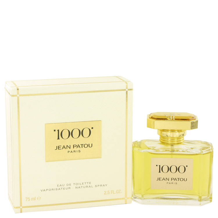 JEAN PATOU 1000 EDT 75 ML