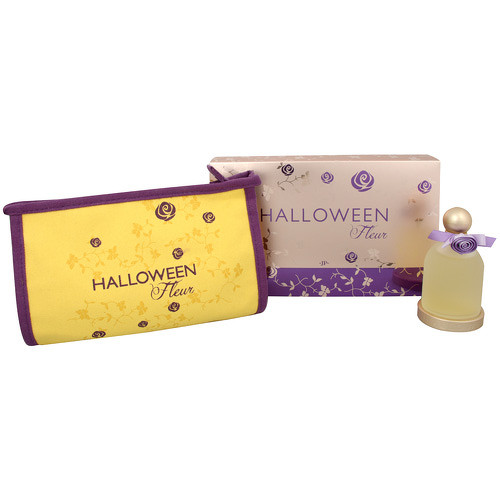 JESUS DEL POZO HALLOWEEN FLEUR EDT 100 ML+ NECESER SET REGALO
