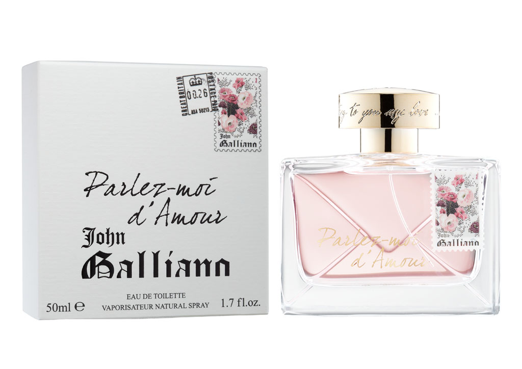 JOHN GALLIANO PARLEZ-MOI D´AMOUR EDT 80 ML VP.