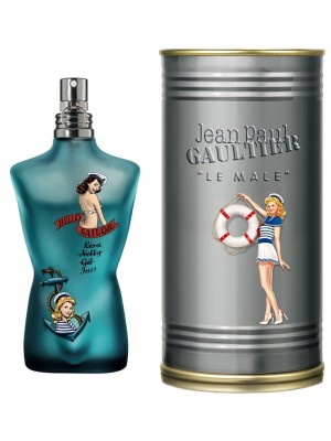 JPG LE MALE PIN UP EDITION EDT 125 ML