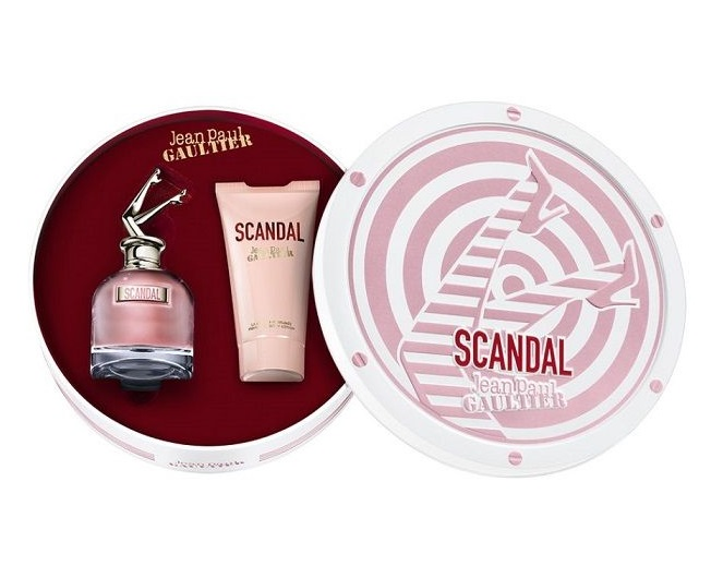 JPG SCANDAL EDP 50 ML + BODY LOCION 75 ML SET REGALO